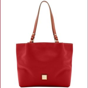 Dooney and Bourke Pebble Leather Flynn Tote
